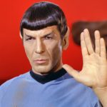 Mr Spock from the original Star Trek series